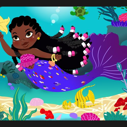 Under the Caribbean Sea