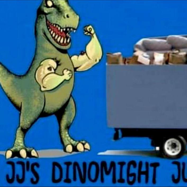 JJs Dinomight Junk Hauling