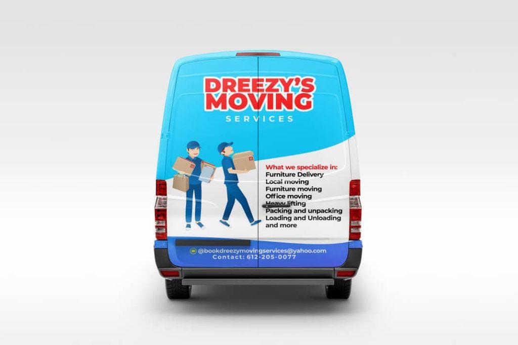 DREEZY'S MOVING SERVICES
