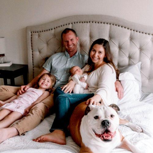 Brian's family