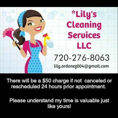 Avatar for *Lily's Cleaning Services LLC