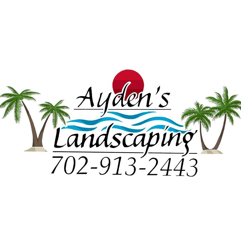 Ayden's Landscaping