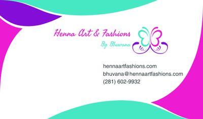 Avatar for Henna Art & Fashions