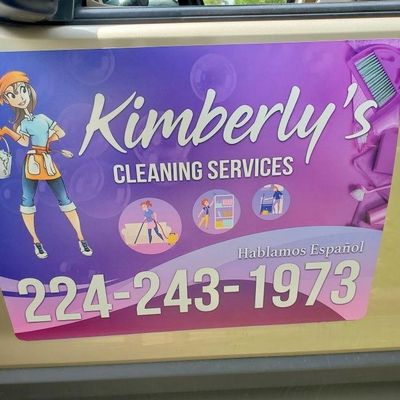 Avatar for Kimberly's Cleaning Services