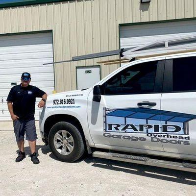 Avatar for Rapid Overhead Garage Doors