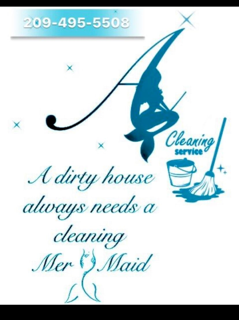 Mer-Maids ( Deep Cleaning Move in & out )