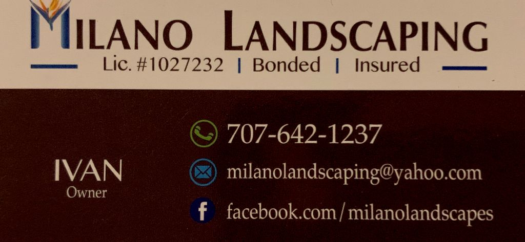 Milano Landscaping
