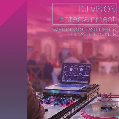 Avatar for DJ VISION ENTERTAINMENT