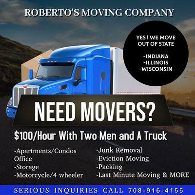 Avatar for Roberto Moving Company