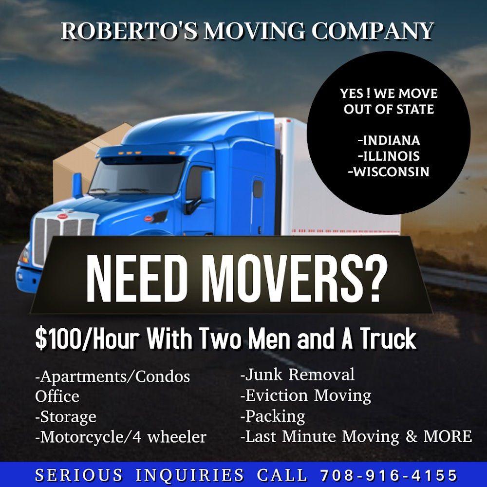 Roberto Moving Company