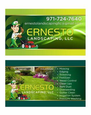 Avatar for Ernesto Landscaping LLC