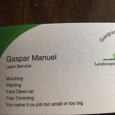 Avatar for Gaspar Manuel