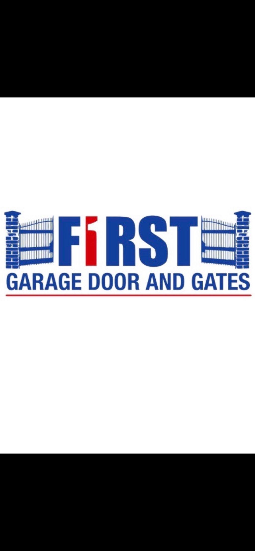 First Garage Door and Gate