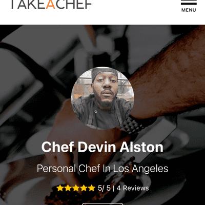 Avatar for Chef Devin Alston