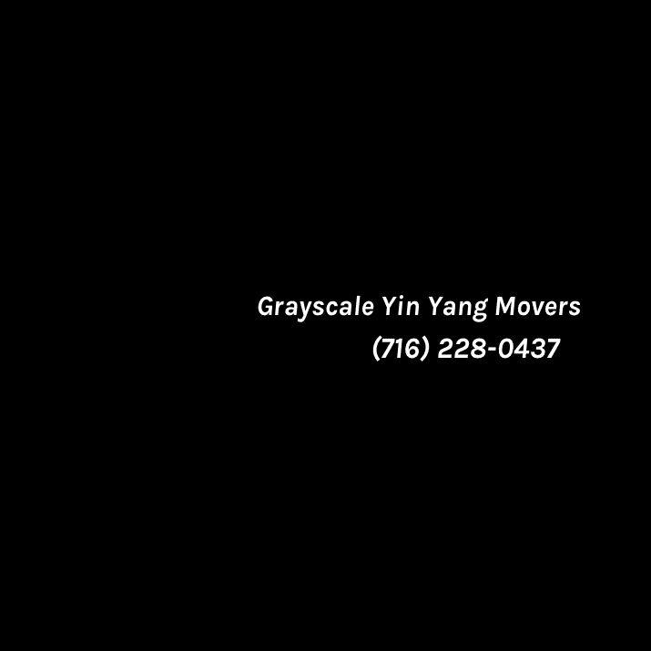 Greyscale Yin Yang Movers