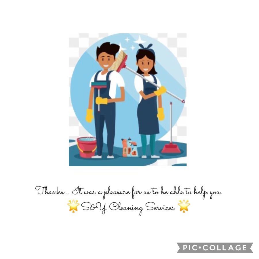 🌟S&Y Cleaning Service 🌟