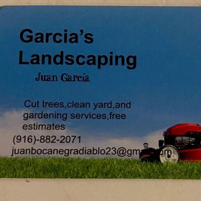 Avatar for Garcia's landscaping