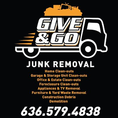 Avatar for Give & Go Junk Removal, Clean-outs & Delivery