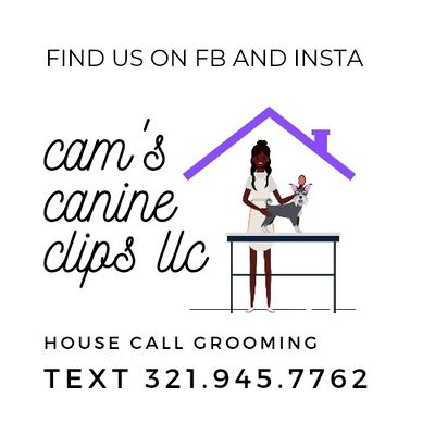 Avatar for Cam's Canine Clips LLC