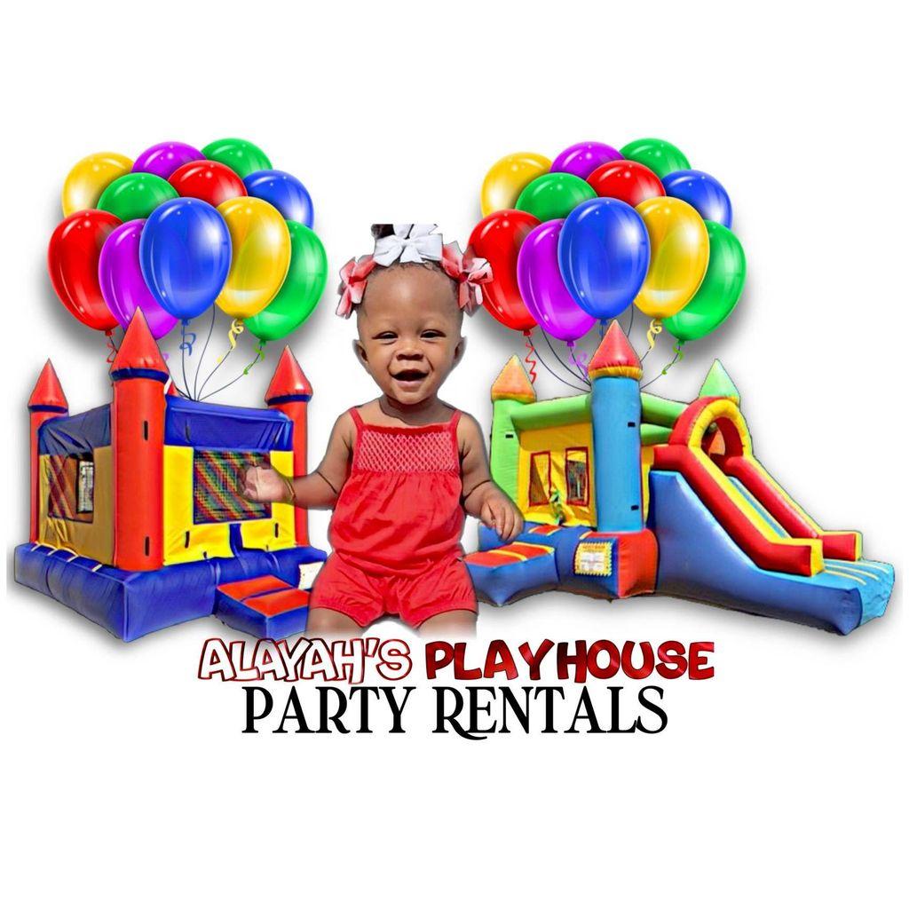 Alayah's Playhouse Party Rentals