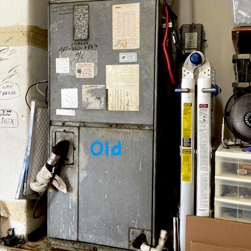 Old unit