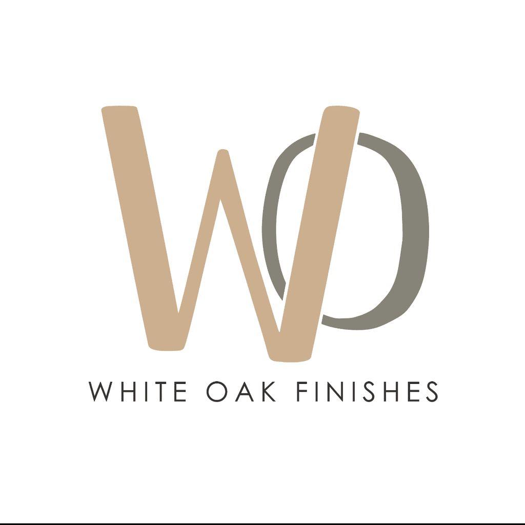 White Oak Finishes
