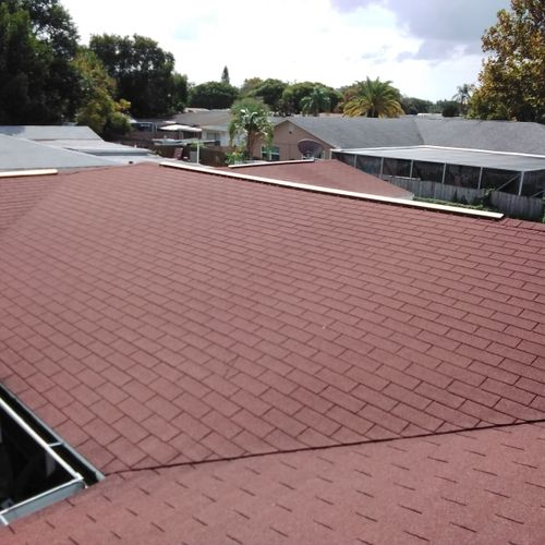 Roof Overall