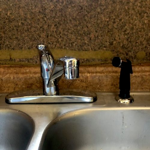 faucet install