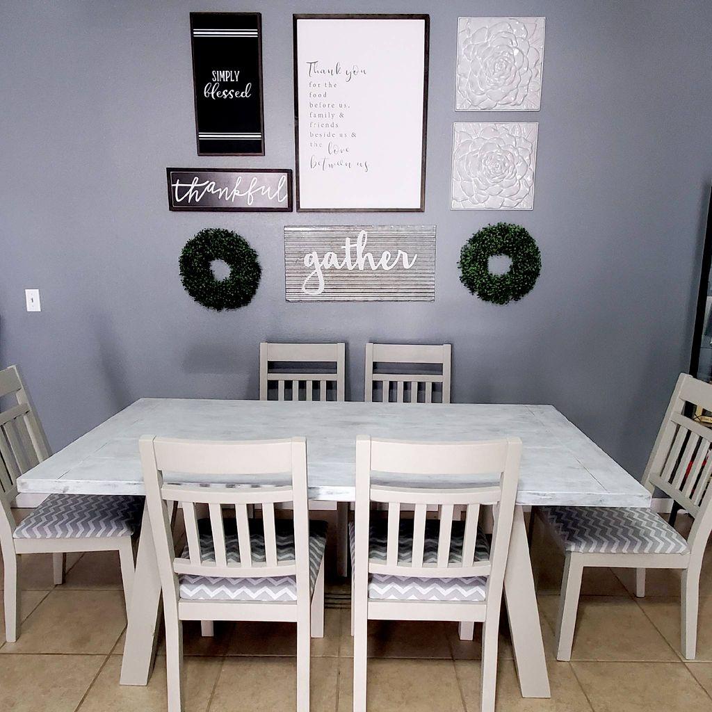 RandJ interior painting and refurbishing