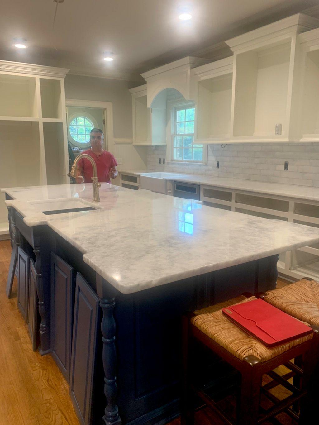 Granite Professionals & Cabinets LLC