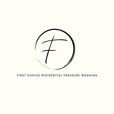 Avatar for First Choice Residential Pressure Washing