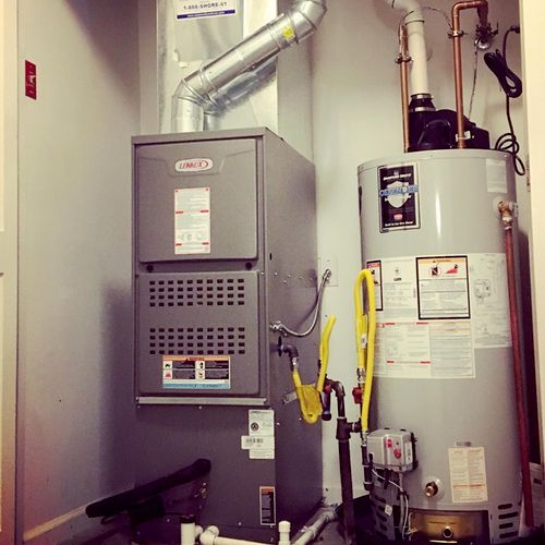 We install high quality equipment to make your home comfortable.