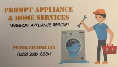 Avatar for Prompt Appliance & Home Services LLC