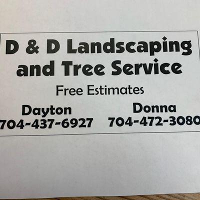 Avatar for D+D Landscaping