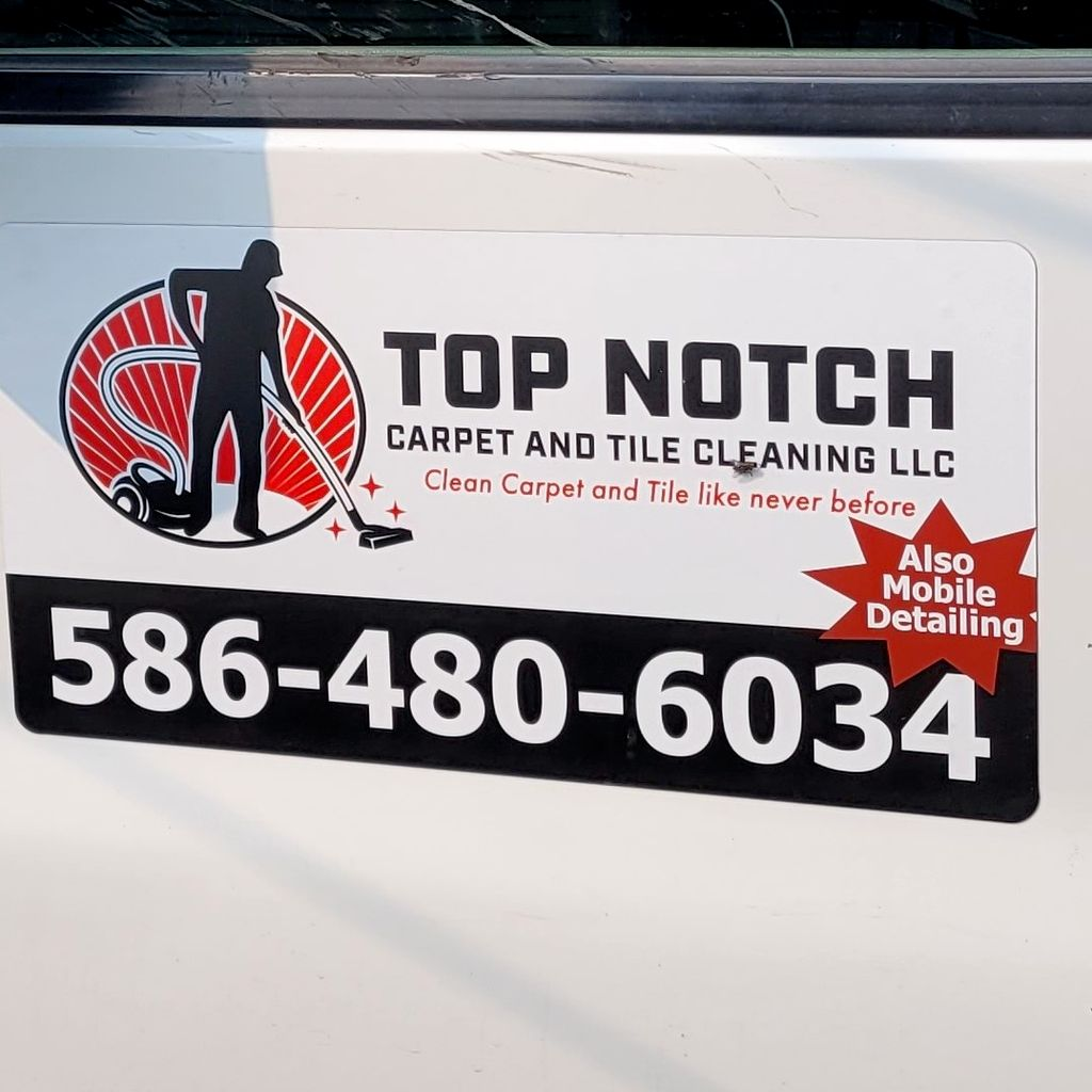 Topnotch carpet & Tile Cleaning