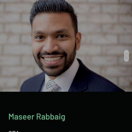 Maseer Rabbaig CPA