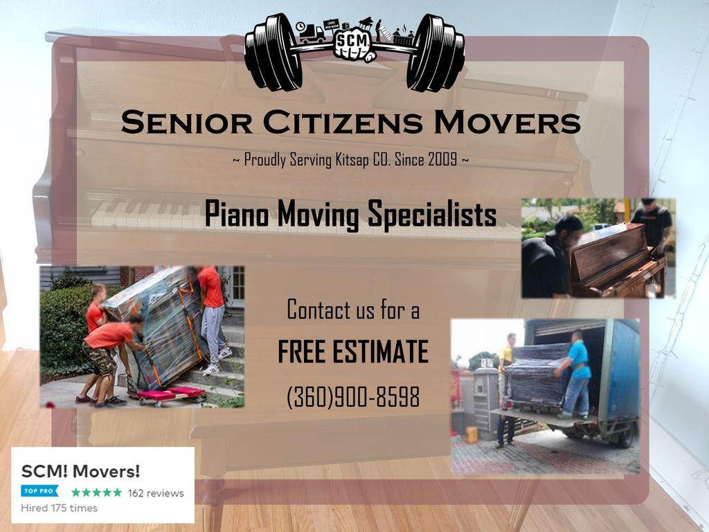 SCM! Movers!