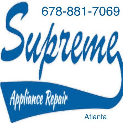 Avatar for Supreme Appliance services