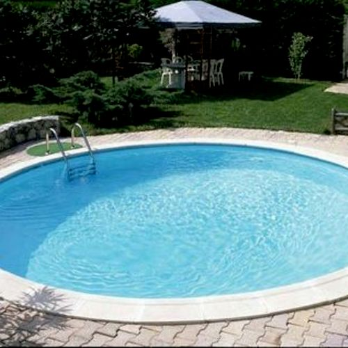 Another pool ready today