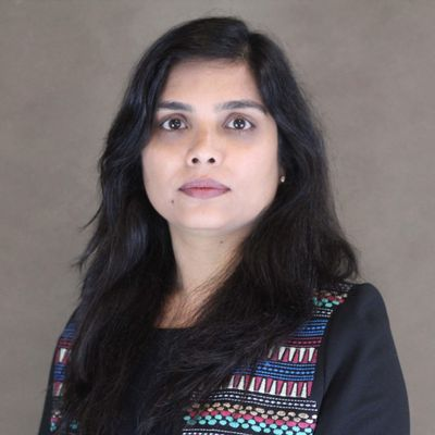 Avatar for Arjita Bansal with WPM South
