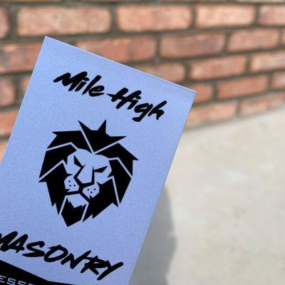 Avatar for Mile High Masonry