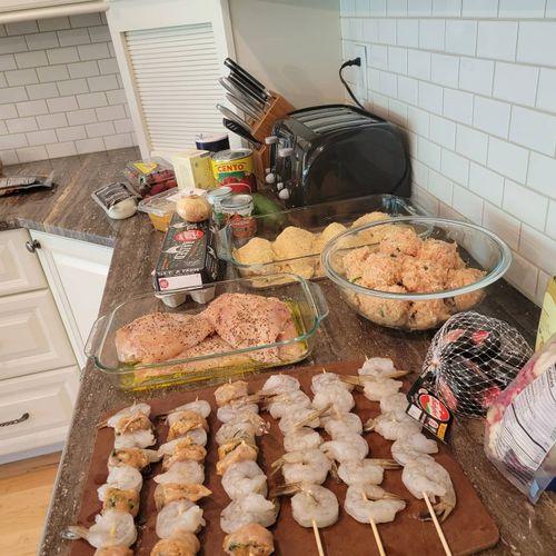 keto food plan for pre-diabetic client