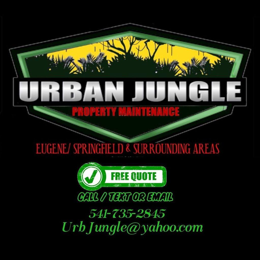 Urban jungle property maintenance