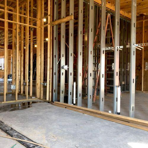 Restaurant new construction subcontractor