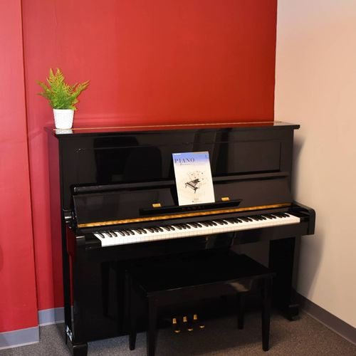 One of our lesson studios