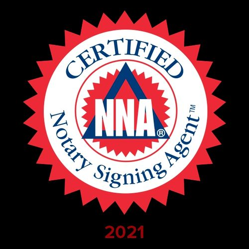 NNA Certified Notary Signing Agent