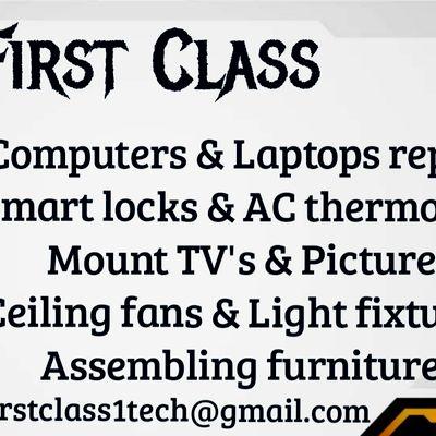 Avatar for First Class