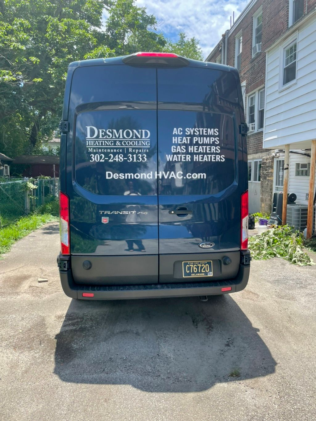 Desmond Heating & cooling solutions
