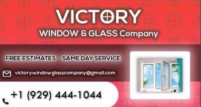 Avatar for Victory window and glass company