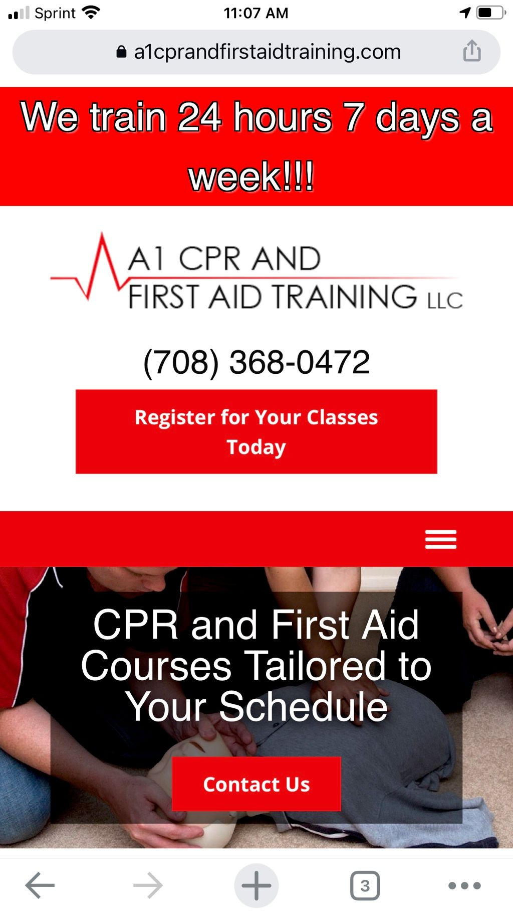 A1 CPR and First Aid Training LLC